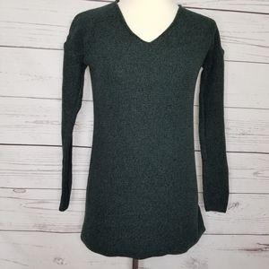 Old Navy | Dark Green Tall V-Neck Sweater